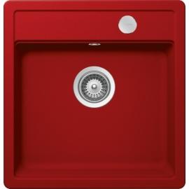 Schock Mono N-100S Piros