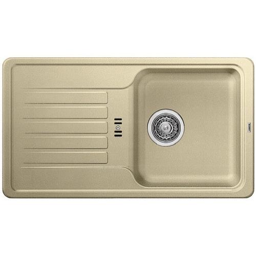 Blanco Favos Mini Pezsgő 1m+csepp. Silgránit mosogató 780x435mm ect.nélk.