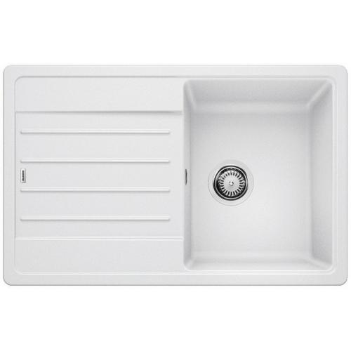 Blanco Legra 45 S Fehér 1m+csepp. Silgránit mosogató 860x500mm ect.nélk.