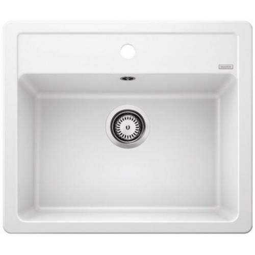 Blanco Legra 6 Fehér 1m+csepp. Silgránit mosogató 860x500mm ect.nélk.