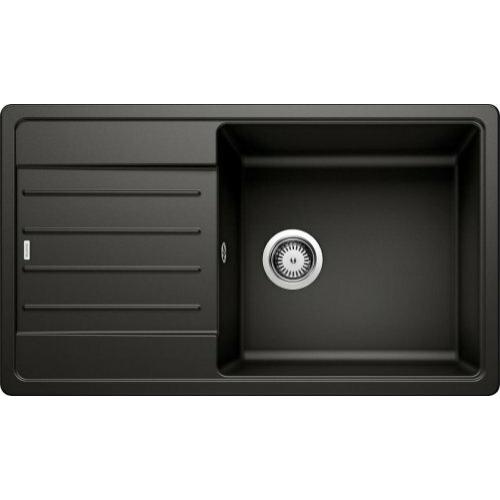 Blanco Legra 45 XL 6S Fekete 1m+csepp. Silgránit mosogató 860x500mm ect.nélk.